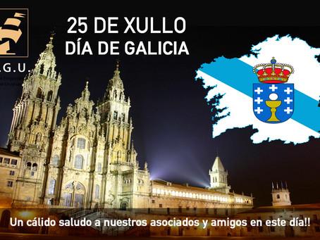 Feliz Día de Galicia!