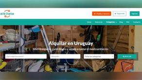 Alkilate: tres hermanos lanzaron un sitio de alquiler de objetos y servicios por día