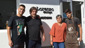 Sangiovanni Lorenzo, la familia que crea vajilla para 100 estrellas Michelín desde Galicia