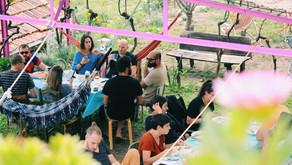 Sende, un 'coworking' internacional en una aldea gallega