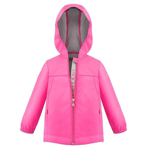 Silver coating jacket waterproof POIVRE BLANC
