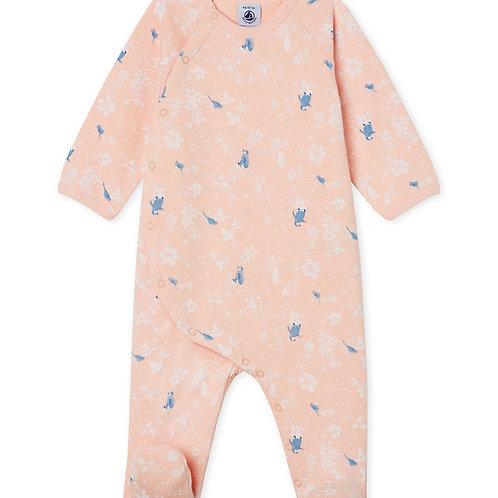 Pyjama molleton PETIT BATEAU