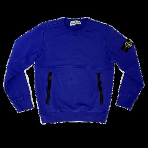 Sweat poche zippée STONE ISLAND