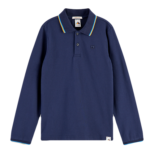 Polo manches longues SCOTCH AND SODA