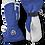 Thumbnail: Army Leather Heli Ski 3 Fingers Jr. HESTRA