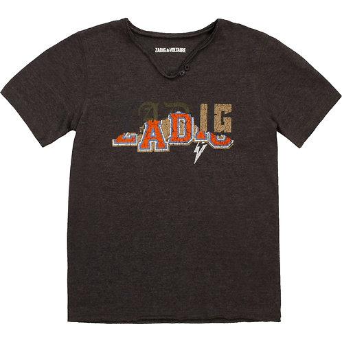 T-shirt manches courtes ZADIG ET VOLTAIRE