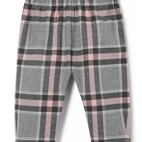 Pantalon carreaux IL GUFO