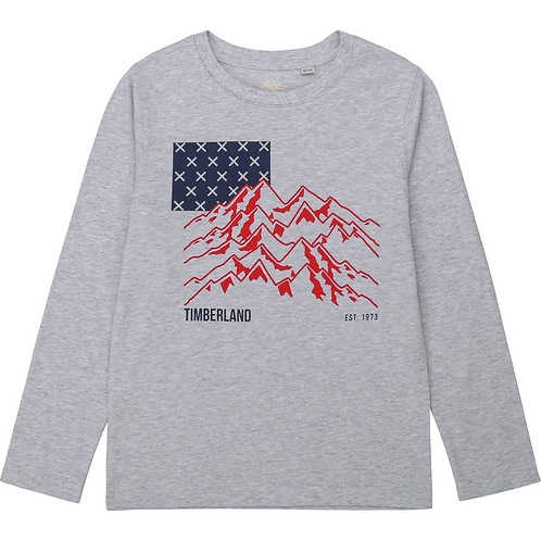 T-shirt manches longues TIMBERLAND