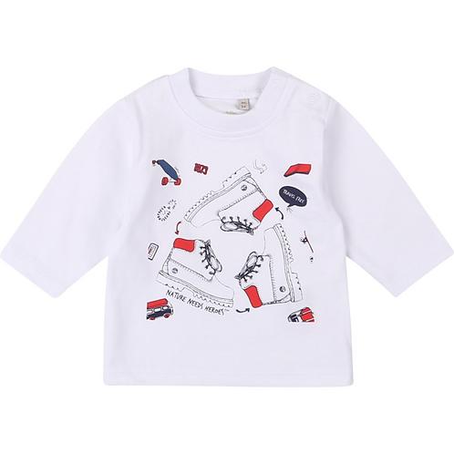 T-shirt manche longue TIMBERLAND