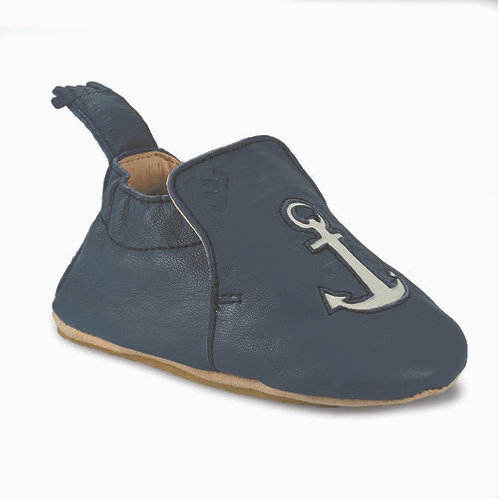 Chaussons Blublu ancre EASY PEASY