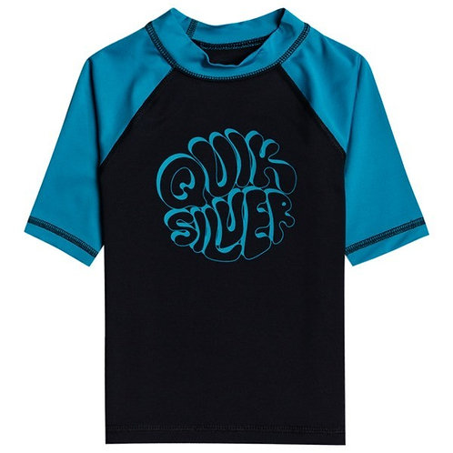 Bubble trouble t-shirt anti UV QUIKSILVER