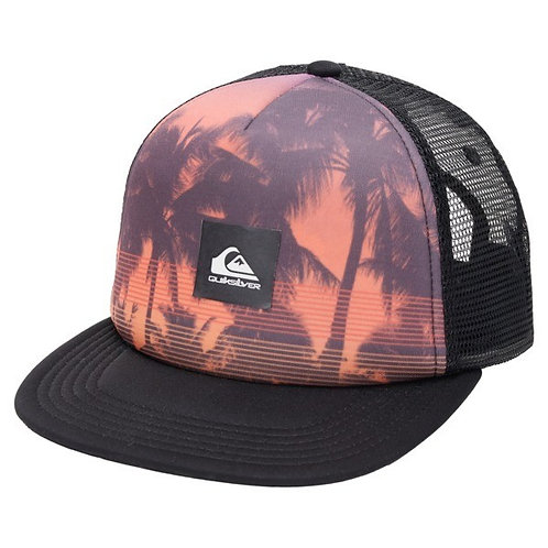 Casquette migrant pattern youth QUIKSILVER