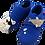 Thumbnail: Pantoufles coton KITZBUHEL