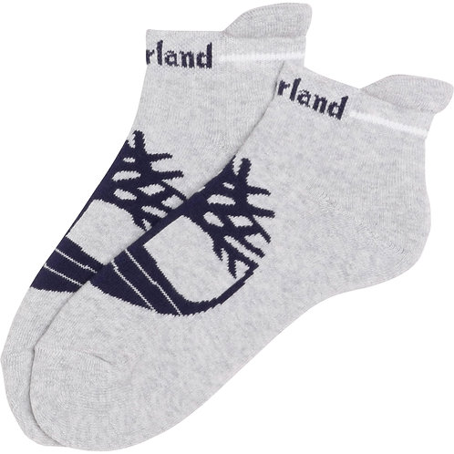 Chaussettes courtes logo TIMBERLAND