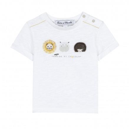 Ensemble T-shirt & Short TARTINE ET CHOCOLAT
