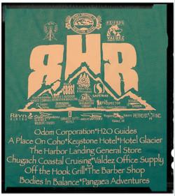 2014 RHR Sponsors