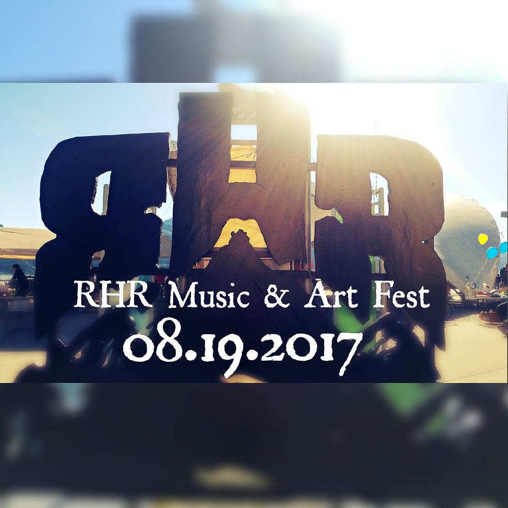 9th Annual RHR Music Fest is 8/19/2017