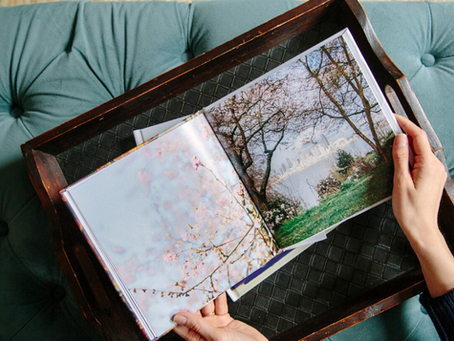 CREATE A PHOTO BOOK TO IMPRESS: INSIDER TIPS