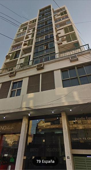 Oficina en Edificio Megaterio  U$D35.000