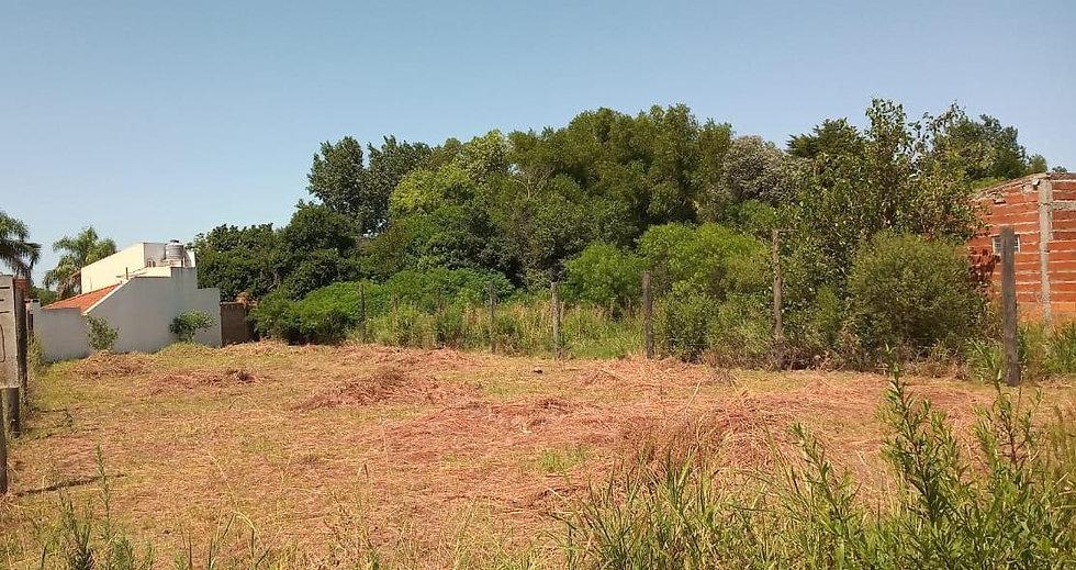 Amplio terreno en Paracao!   U$D31.500