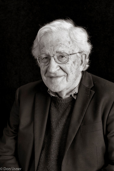Noam Chomsky, 2015
