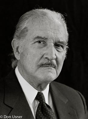 Carlos Fuentes Macías, 2001