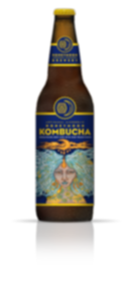 HoneyMoon Brewery Kombucha