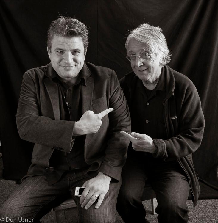 Dave Zirin with David Barsamian, 2014