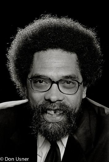 Cornel West, 2003