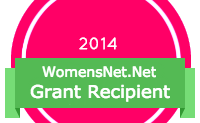 We're now Amber Grant recipients!