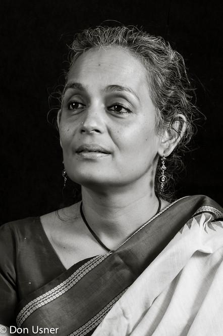 Arundhati Roy, 2010