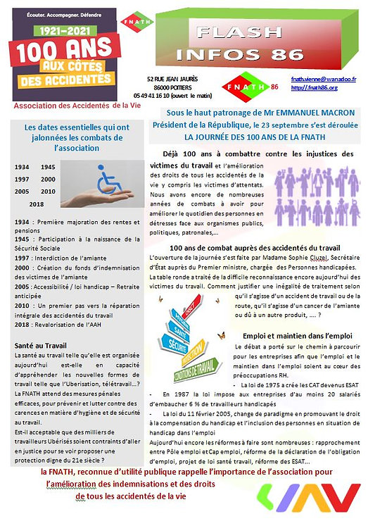 2021-10 Flash Infos tirage 3 - Tirage exceptionnel 100 ans Définitif.JPG