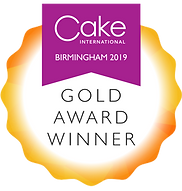 Cake International 2019 gold.PNG
