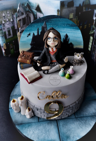 Personalised  Harry Potter - Callie