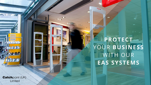 Electronic Article Surveillancesystems STOP thieves in their tracks.