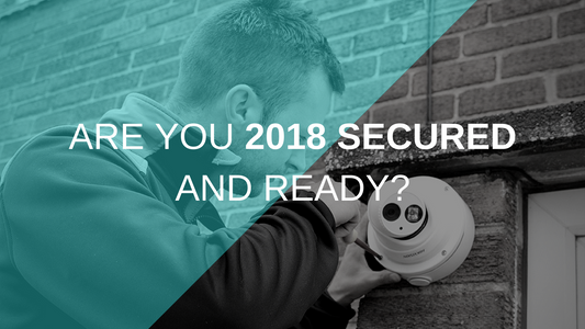 Are you 2018 secured and ready?