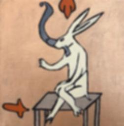 Jazmin Donaldson paintings, Consuela Banana