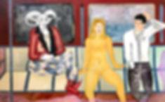Jazmin Donaldson paintings, An Empty Promise.jpg