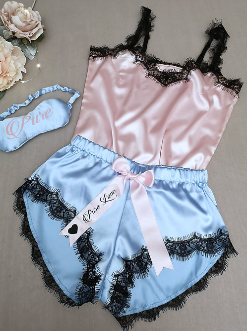 Blue Love set