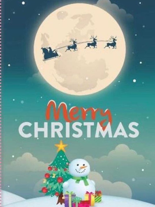 Christmas Card Design 2 - Pack of 10