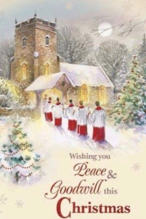 Christmas Card Design 3 - Pack of 10