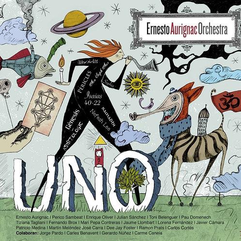 """Ernesto Aurignac Orchestra """"UNO"""""""