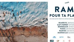 Wave, partenaire de Rame pour ta Planète