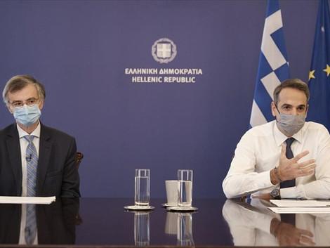 Greece in Covid-19 lockdown as of Saturday, until Nov. 30 - source: naftemporiki.gr
