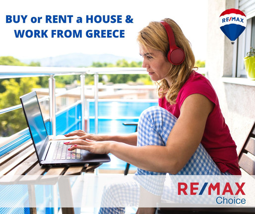 Enjoy work - Enjoy GREECE!