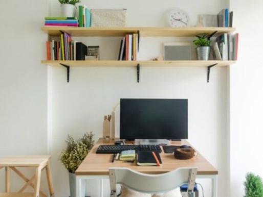 Αυτό Είναι το πιο Έξυπνο Μέρος για Γραφείο στο Σπίτι!