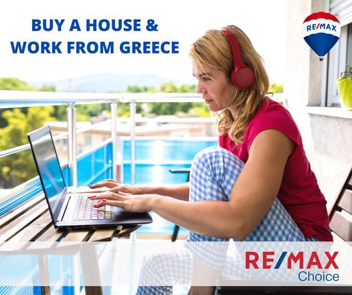 Enjoy work - Enjoy GREECE!