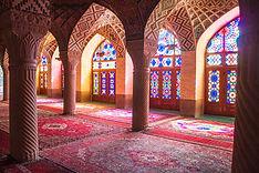 Salle de prière vide