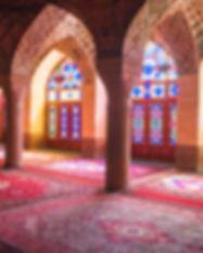 Empty Prayer Room