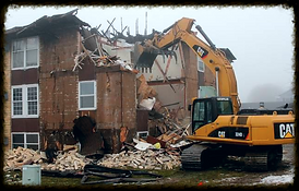 Reker Construction & Agg - Demolition